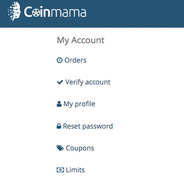 Verify-Coinmama