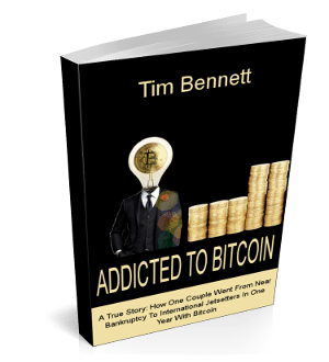 Race to 1000 - Addicted To Bitcoin - By Tim Bennett