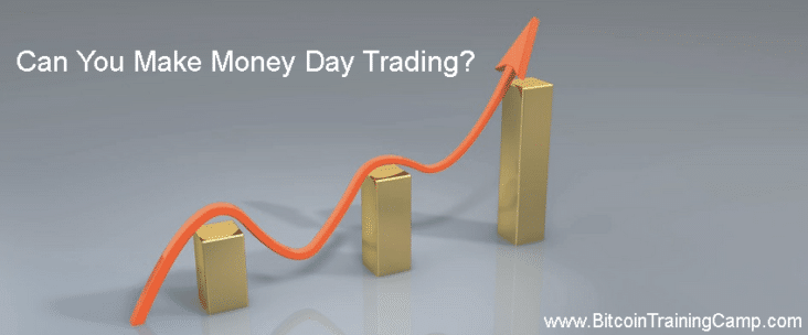 Can you make money day trading options