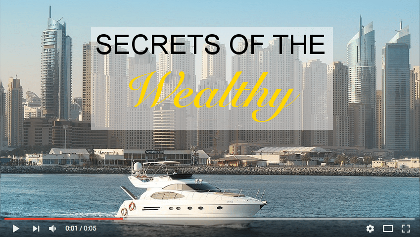 Secrets Of The Wealthy